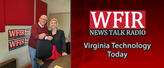 Virginia Technology Today Podcast Part 2: CEO Sonu Singh